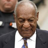 Bill Cosby under retssagen, der endte med at koste ham mindst tre og maksimalt ti års fængsel.