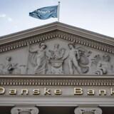 »Der er en udbredt misopfattelse af, at banker er monopollignende virksomheder, der tjener mange penge,« skriver Michael Møller og Niels Chr. Nielsen. På billedet Danske Banks hovedkvarter i København (Foto: Mads Claus Rasmussen/Ritzau Scanpix).