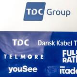 TDC går efter at få flere små og mellemstore erhvervskunder og slår derfor to selskaber sammen. Arkivfoto: Mads Claus Rasmussen, Ritzau Scanpix