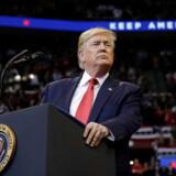 Donald Trump har pure afvist, at han misbrugte præsidentembeddet til at få hjælp til sin egen valgkamp.