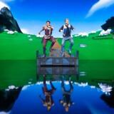 Det Kongelige Teaters version af »Brødrene Løvehjerte« minder om et flot, men kantet computerspil.