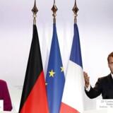 Den franske præsident, Emmanuel Macron, har løftet Frankrig op af hængedyndet med en aggressiv reformkurs. I Tyskland må kansler Angela Merkel se i øjnene, at hendes efterfølger skal rydde op efter hendes mangelfulde indsats på reformfronten.