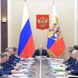 »Rusland har under Vladimir Putin draget fordel af den gamle doktrin »permanent ustabilitet«, der blev rendyrket og holdt i hævd af Stalin. Det er lykkedes Moskva at destabilisere Ukraine og sprede usikkerhed i »det nære udland«,« skriver Samuel Rachlin.