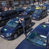 Det kan ende med færre taxier på gaderne, hvis ejerskabet ikke må ligge uden for EU.