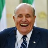 Rudy Giuliani har tidligere været borgmester i New York. I dag er han præsident Donald Trumps personlige advokat.