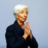 Chefen for Den Europæiske Centralbank, Christine Lagarde, overvejer angiveligt, hvordan hun og resten af centralbanken kan få klimaet på dagsordenen i EUs pengepolitik.