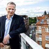 Erhvervsmanden Lars Tvede (billedet) anklager sin forretningspartner Peter Warnøe for at have taget nogle af hans penge.