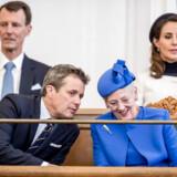 »Kun Christian den 4. har regeret længere i Danmarks mere end 1.000 års historie.«