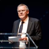 Nationalbankdirektør Lars Rohde talte mandag om et af tidens store emner, klimaforandringer, i Skuespilhuset i København.