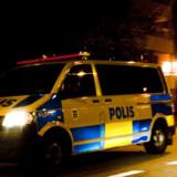 Der har været endnu et skyderi i Malmø. En mand er blevet kørt på hospitalet. (Arkivfoto)
