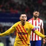Lionel Messi har vundet årets Ballon d'Or.