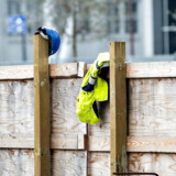 (ARKIV) En person er blevet anholdt for ulovligt arbejde på en byggeplads i Hillerødgade på Nørrebro.