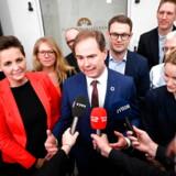 Finansminister Nicolai Wammen (S) står forrest i præsentationen af aftalen om finansloven for 2020. Men én ting kunne danskerne ikke få et samlet svar på ved præsentationen: Hvor skal pengene til de mange nye tiltag komme fra?
