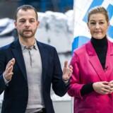 De Radikales Morten Østergaard og Sofie Carsten Nielsen bliver kaldt »fuldstændig til grin« af Venstres Troels Lund Poulsen.
