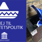 Konservative Studerende på Københavns Universitet fik revet samtlige plakater ned under valget til flere studienævn. Valget sluttede onsdag, men på trods af at plakaterne blev revet ned, fik Konservative Studerende et af deres bedste studentervalg nogensinde.