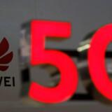Den nye 5G-mobilteknologi anses på forhånd som vital, kritisk infrastruktur. Derfor er risikoen for, at den kinesiske telegigant Huaweis udstyr kan misbruges til kinesisk fjernspionage, blevet et stort, politisk problem. Arkivfoto