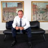 Dansk Industris adm. direktør Lars Sandahl Sørensen er godt tilfreds med den nye klimalov.