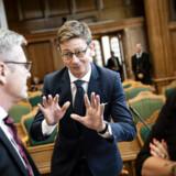 »Vi har brugt de penge præcist inden for de regler og retningslinjer, der er sat op,« siger Karsten Lauritzen om, at Venstre i 2018 brugte mere end otte mio. kr. på at annoncere.