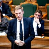 DFs Kristian Thulesen Dahl presses af sagen, der ikke vil gå væk.