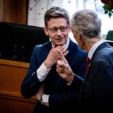 »Vi har brugt de penge præcist inden for de regler og retningslinjer, der er sat op,« siger Venstres gruppenæstformand, Karsten Lauritzen, om de godt 8,1 millioner gruppestøttekroner, som Venstre i 2018 brugte på annoncer og tryksager.