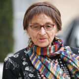 Den ungarske filosof og forfatter Ágnes Heller fotograferet i Paris 21. maj 2019 – cirka to måneder før hun døde.