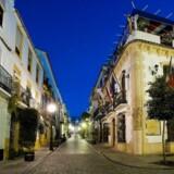 Calla Ancha i hjertet af Marbella er en populær restaurantgade, men ugens expat har mange gode anbefalinger til »hemmelige« restauranter.