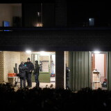 Ramsingsvej i Valby onsdag den 11 december 2019. Politiet og PET har ifølge pressemeddelelse foretaget en koordineret aktion flere steder i landet angående mistanke om forberedelse af et terrorangreb.. (Foto: Nils Meilvang/Ritzau Scanpix)