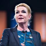 Inger Støjberg mener, at man bør overveje at indføre ansigtsgenkendelse – blandt andet for at kunne ramme bandekriminelle.
