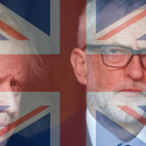 Premierminister Boris Johnson og oppositionsleder Jeremy Corbyn repræsenterer to radikalt forskellige visioner for Brexit og for Storbritanniens fremtid.