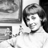 Malene Schwartz var rædselsslagen for sin medspiller, da hun i 1968 spillede med i »Othello« på Odense Teater.