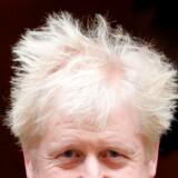 Boris Johnson har sat håret til succes. Foto: Tolga AKMEN / AFP