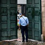 Arkivfoto: Københavns Byret har retsmøder om fortsat varetægtsfængsling i to sager om forsøg på terror.