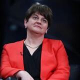 Det Nordirlandske konservative parti, DUP, leder Arlene Foster.