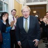 Arkivfoto: Sidste sæde ved det britiske valg er blevet fordelt og går til Det Konservative Parti.