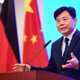 Den kinesiske ambassadør i Tyskland, Wu Ken, advarer nu direkte om konsekvenserne, hvis Tyskland udelukker mobilgiganten Huawei.