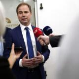 Finansminister Nicolai Wammen (S) må sande, at der sandsynligvis venter dårligere tider for den danske økonomi i de kommende år.