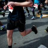Løber du forbi 19. januar, er der sandsynlighed for, at du kan løbe året ud. Arkivfoto: Sarah Christine Nørgaard/Ritzau Scanpix
