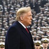 Hyl, larm og skrig. Men præsident Trump har landet den økonomiske politik, så der er størst mulig medvind frem mod præsidentvalget til november.