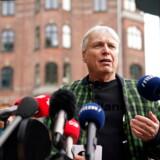 Alternativet holder pressemøde i København mandag den 16. december 2019.