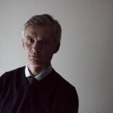 Chef for hærens efterretningstjeneste Thomas Ahrenkiel