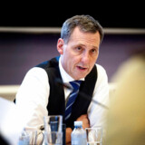 Justitsminister Nick Hækkerup (S) fortæller ikke, hvornår i 2020 de nye tiltag mod vanvidsbilister vil blive præsenteret. Arkivfoto: Ida Guldbæk Arentsen/Ritzau Scanpix