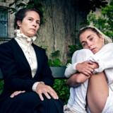 Lisa Carlehed og Victoria Carmen Sonne er selvmordsforskeren og patienten i den nye danske film »Psykosia«