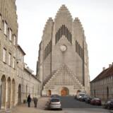 Som et gigantisk orgel står Grundtvigskirken på toppen af Bispebjerg Bakke. Den og mange andre af Københavns kirker byder på store oplevelser.