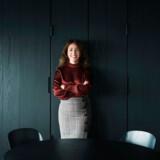 Nathalie Ostrynski, souschef på Berlingskes kultur- og livsstilsredaktion, AOK