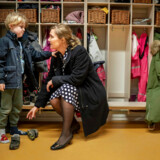 Tina Hoby Andersens søn Alexander skal begyndte i skole næste sommer. Familien havde i første omgang tænkt, at han skulle på en lokal friskole.