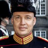 Hans-Christian Mathiesen, tidligere hærchef, kræves idømt fængsel i sagen, hvor han er tiltalt for at fremme konens karriere. (Arkivfoto). Bjarne Luthcke/Ritzau Scanpix
