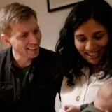 Som nye forældre gør Yamuna Ratnasingham og Jonas Krüger sig allerede flere overvejelser om fremtiden i København for dem selv og for sønnen Marlon.
