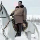 Denne mand har et krav til USA: Let sanktionerne over for Nordkorea.