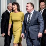 Statsminister Lars Løkke Rasmussen og minister for offentlig innovation Sophie Løhde præsenterede »Bedre balance II« i januar 2018. En ny styrelse for patientklager og 120 ansatte flyttes til Aarhus.