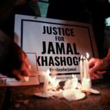 Arkivfoto: Fem er dømt til døden for drabet på journalisten Jamal Khashoggi, skriver Reuters.